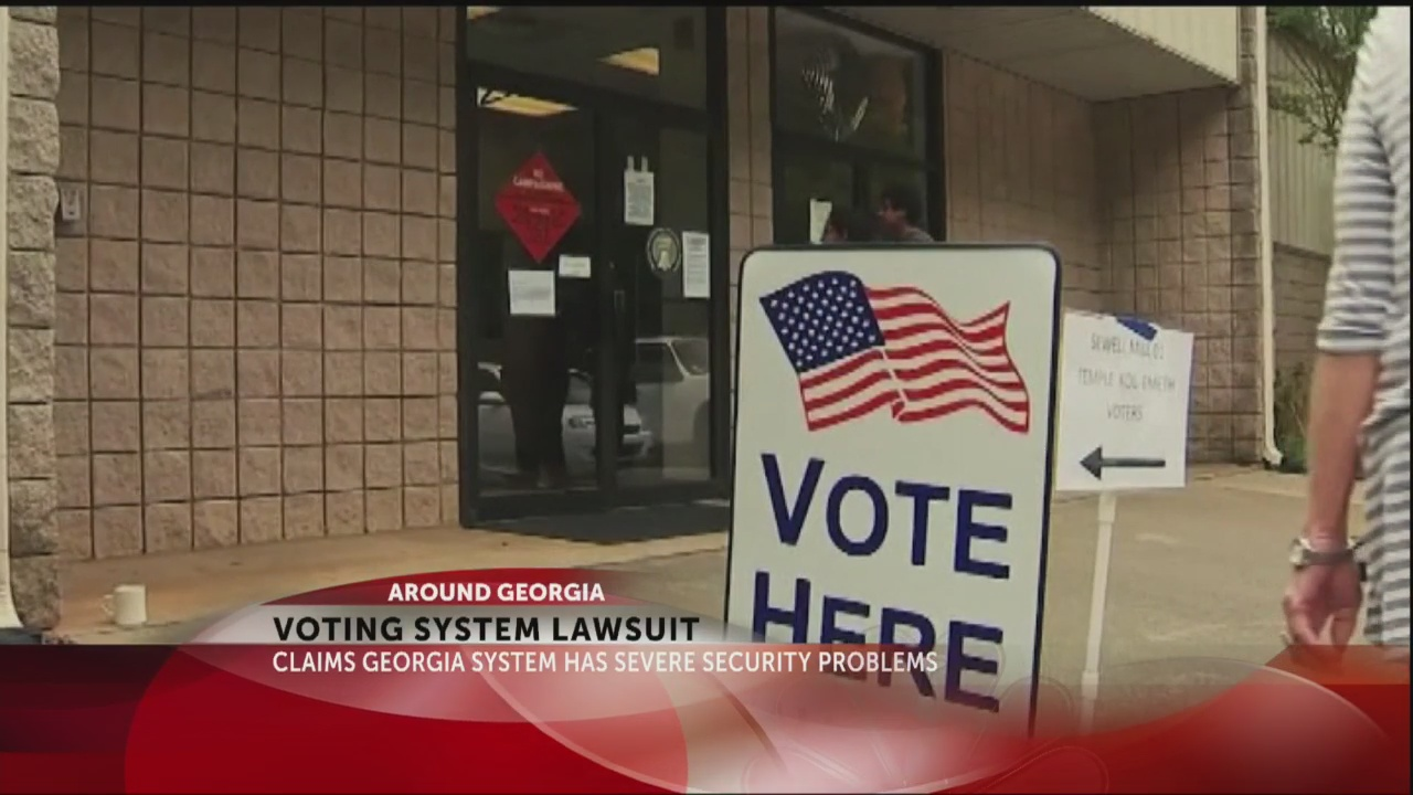 Lawsuit claims GA system has severe security problems