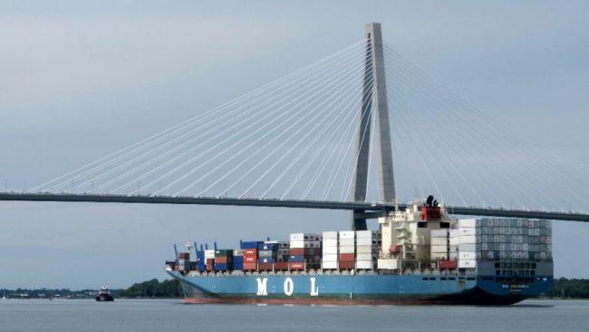 Charleston Harbor AP photo_272189