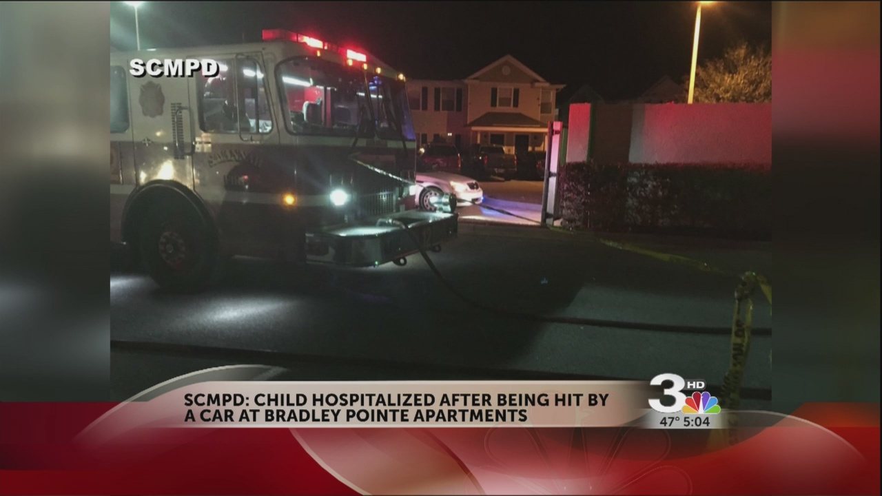UPDATE: 10-year-old dies of injuries from Bradley Blvd accident