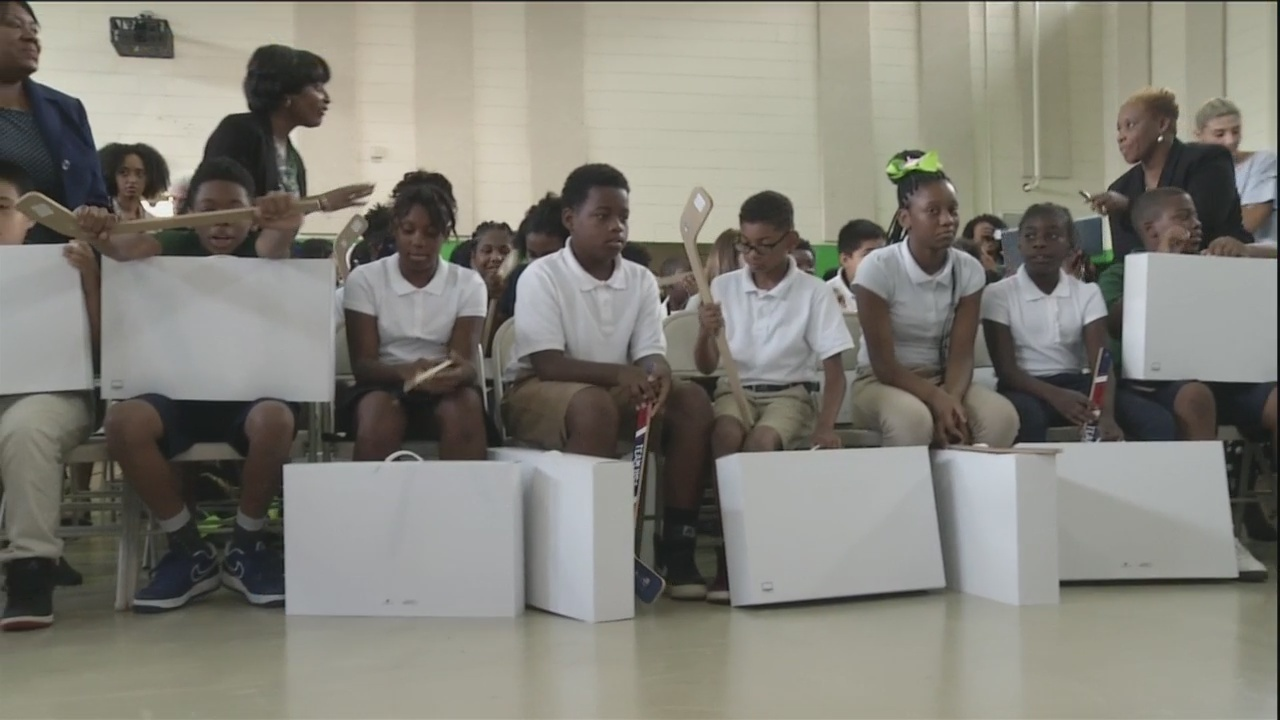 Free laptops to foster digital literacy