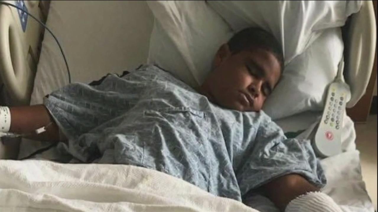 Virginia boy severely injured in 'Hot Water Challenge'