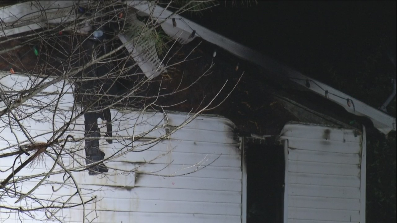 Two dead in Bluffton house fire