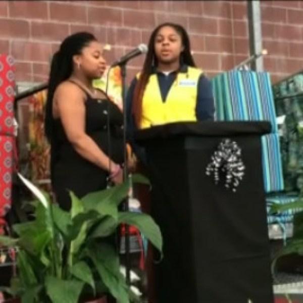 Walmart celebrates Black History in Savannah
