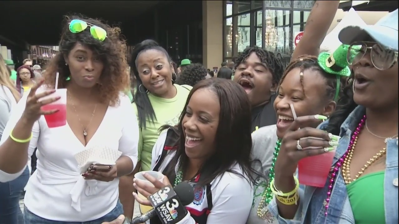 Traveling near and far for St. Patrick's Day in Savannah