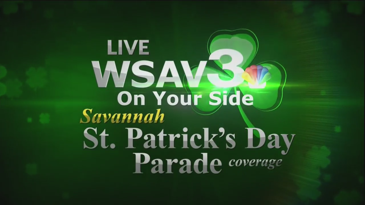 Part 1: St. Patrick's Day Parade 2019