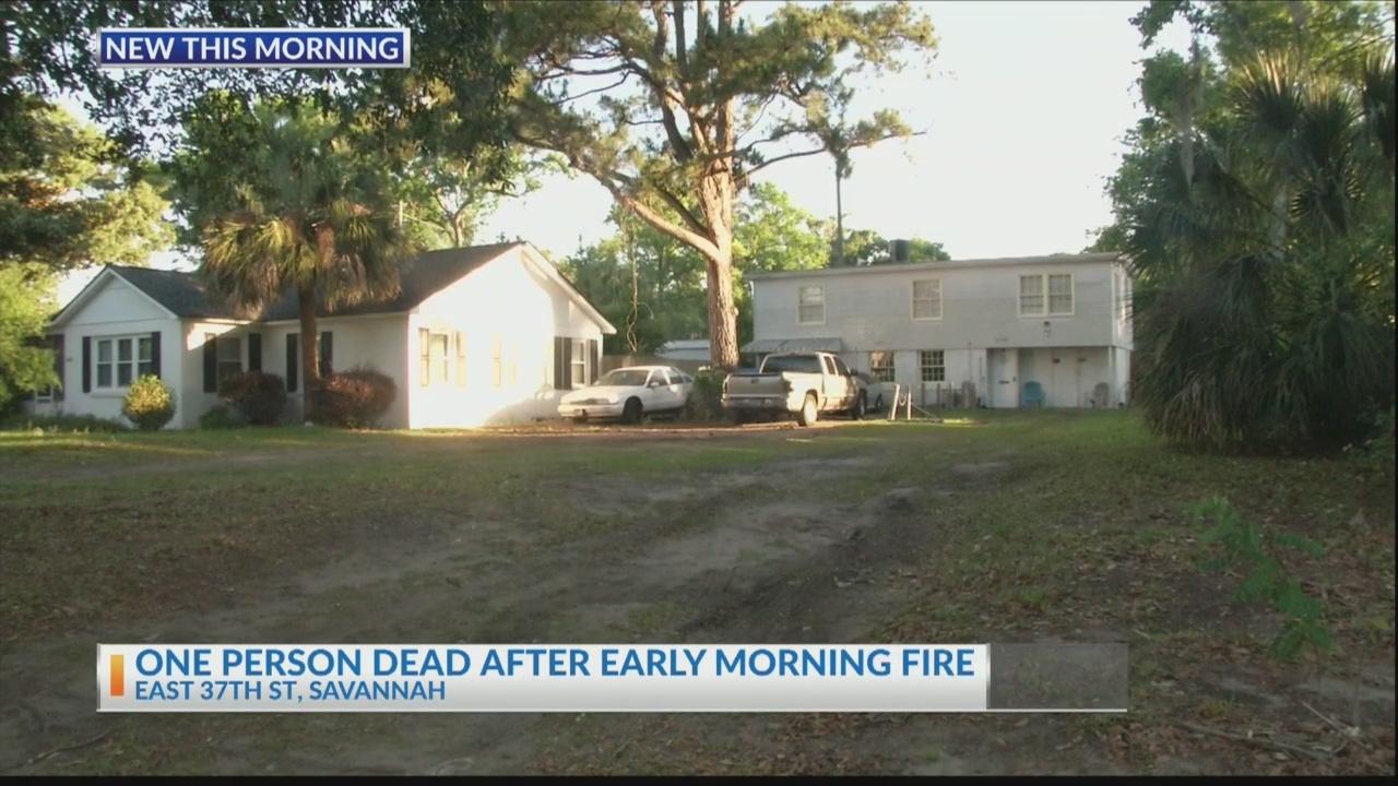 Fatal fire in East Savannah