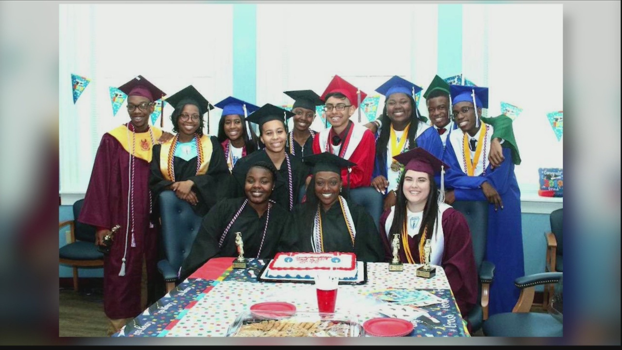 Chatham County Youth Commission graduates, awards