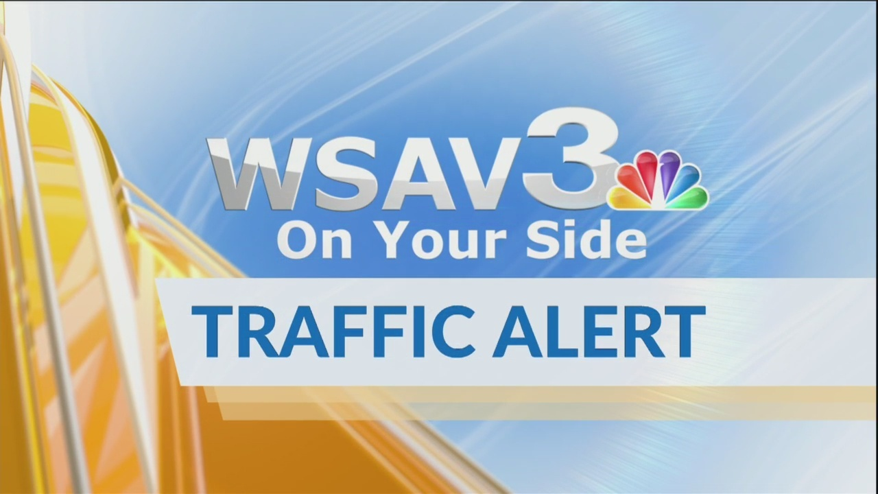 Traffic Alert: I-16 right lanes between MM 157 and 158 closed this week