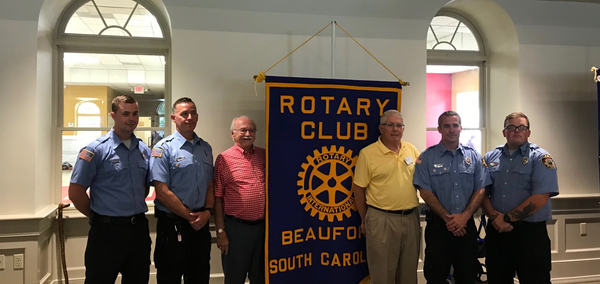 Lowcountry firefighters recognized for life-saving water rescue