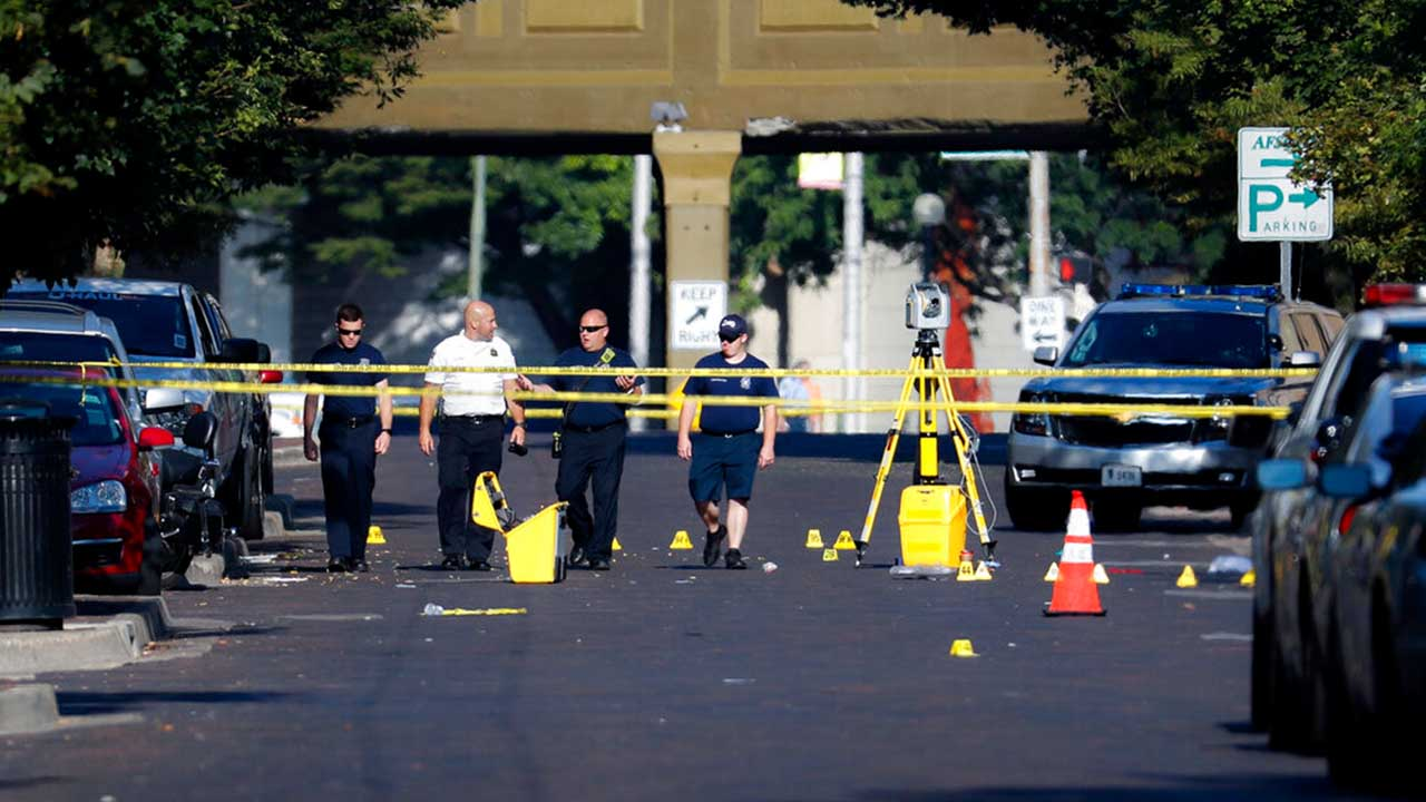 President Trump responds to deadly shooting in Dayton, Ohio | WSAV-TV