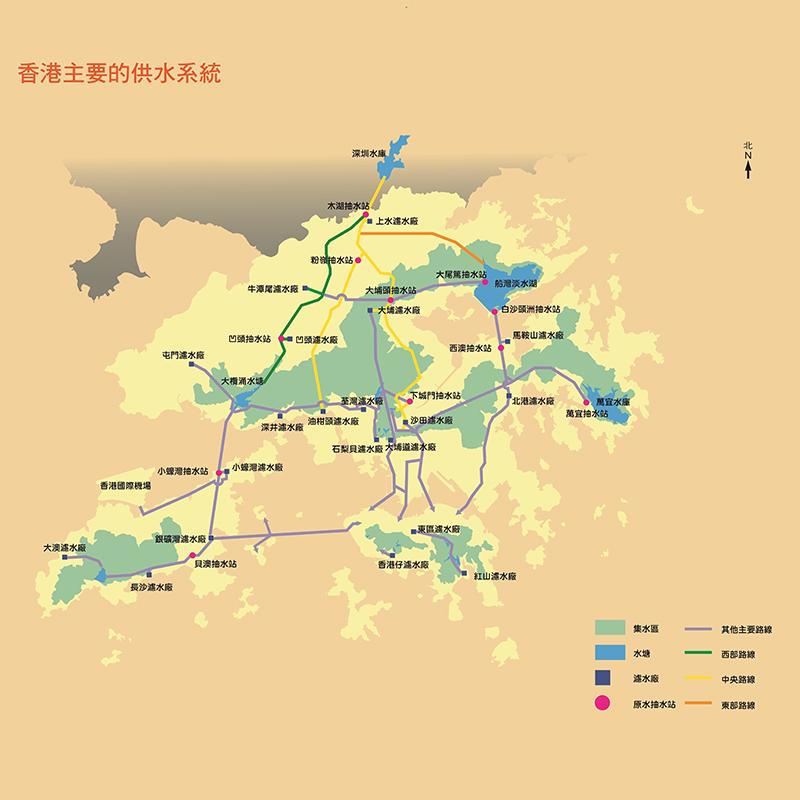 水務署 - 東江水