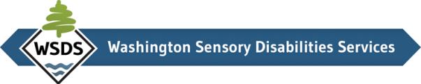 Washington Sensory Disabilities Services