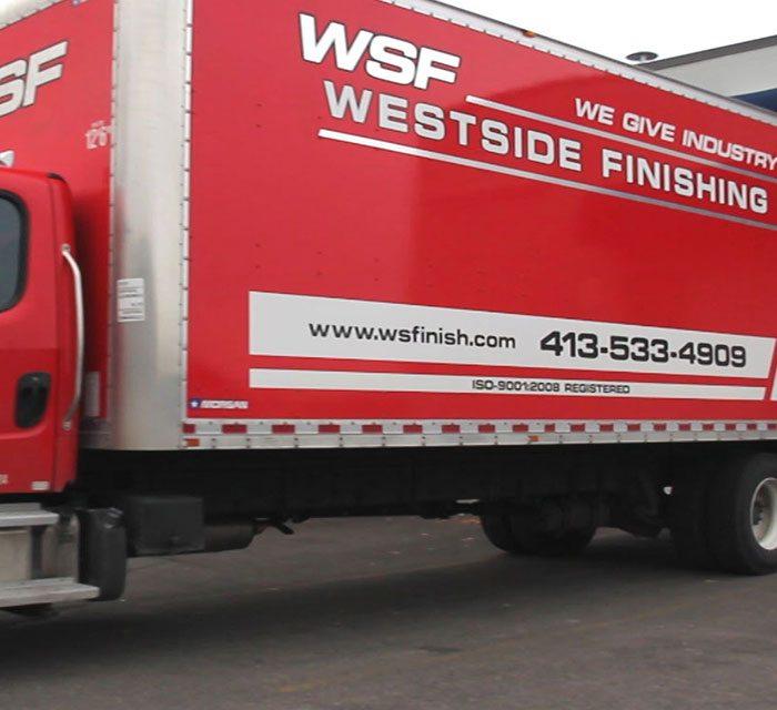 Trucking Image