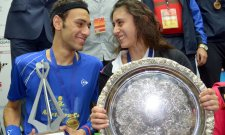 2012 Finals : Sherbini and Shorbagy share World Junior Double in Doha