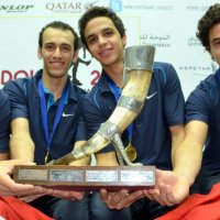 2012 Teams : Egypt retain team title in Qatar
