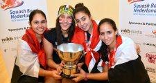 2015 Teams : Egypt make it five