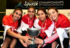 2017 TEAM : SIXTH FOR EGYPT