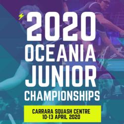 OCEANIA JUNIOR CHAMPIONSHIPS | Entries still open