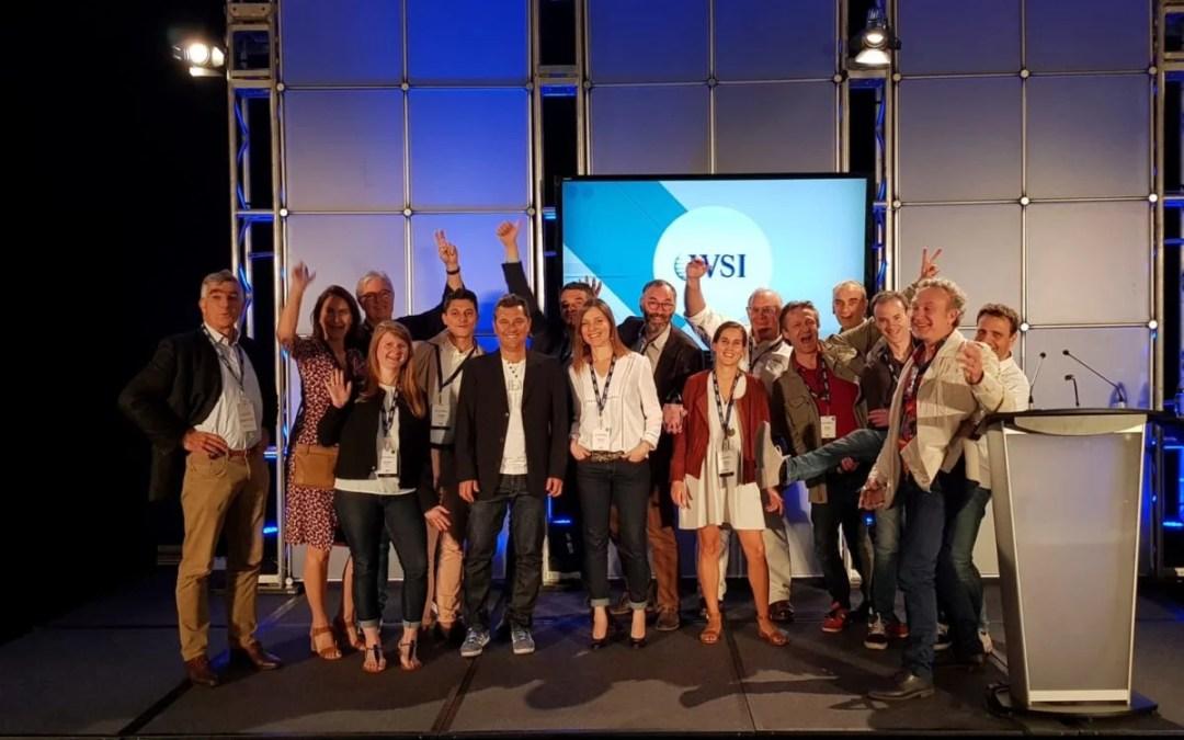 3 Awards pour les frenchies de WSI !