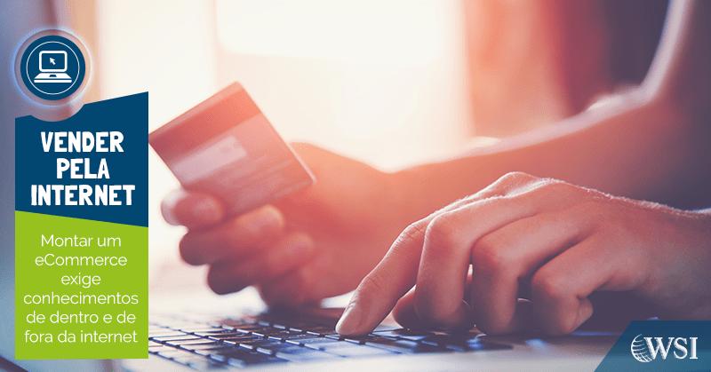Como vender seus produtos na Internet