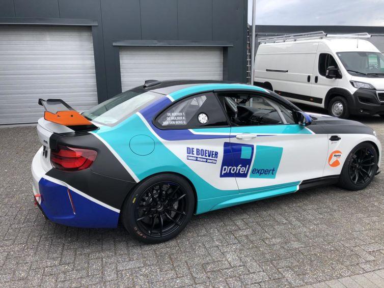Privévoertuig BMW