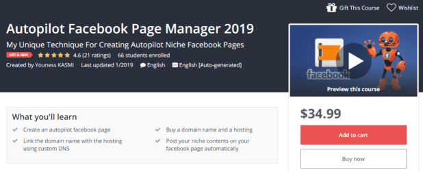 GET] Autopilot Facebook Page Manager 2019 - WSO Downloads - For