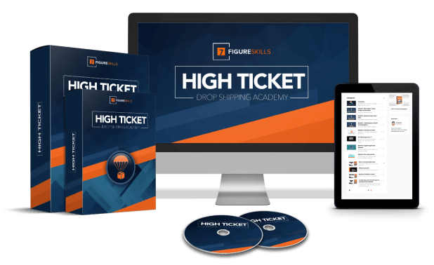 AJ Jomah – 7 Figure Skills – High Ticket Dropship Academy Download