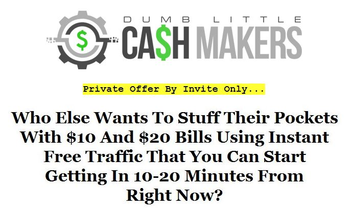 Dumb Little Cash Makers Download