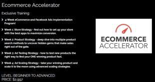 Jon Mac – Ecommerce Accelerator Download