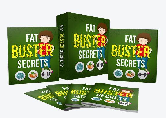 Fat Buster Secrets PLR Download