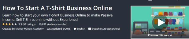 How To Start A T-Shirt Business Online Download