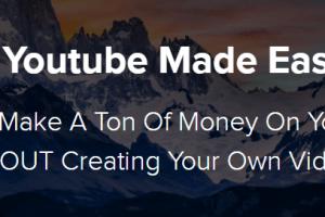 Jordan Mackey - Make Money On Youtube Made Easy 2019 Download