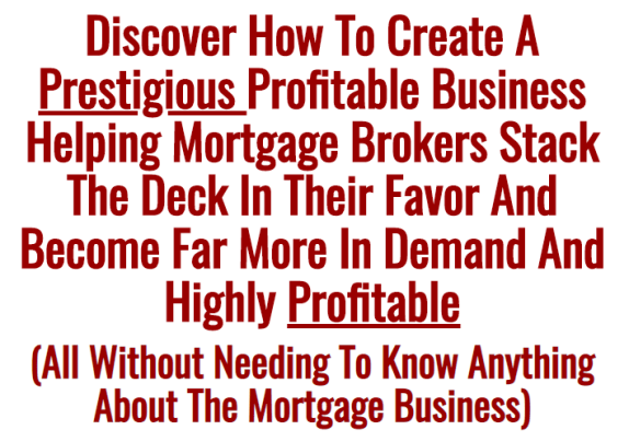 Mortgage Message Move by Mike Paul Download