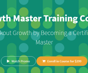 [SUPER HOT SHARE] Sean Ellis – Growth Master Training Course Download