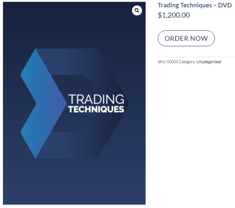 Steven Dux - Trading Techniques Download