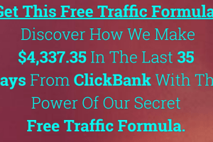 CB Buyer Traffic Secret Download