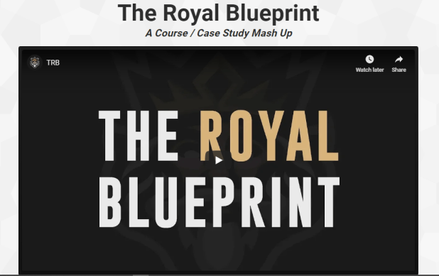 Chris Waller - The Royal Blueprint Download