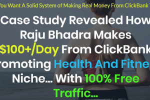 ClickBank Health-Fitness Treasury Download