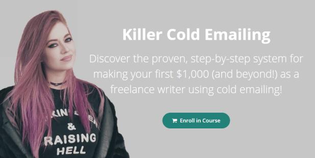 Jorden Roper - Killer Cold Emailing (Writing Revolt)