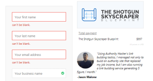 Mark Webster (Authority Hacker) – The Shotgun Skyscraper Blueprint Download