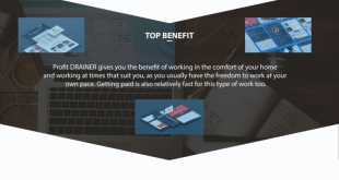Profit DRAINER – Up To $200 Daily – Your Income Booster Download