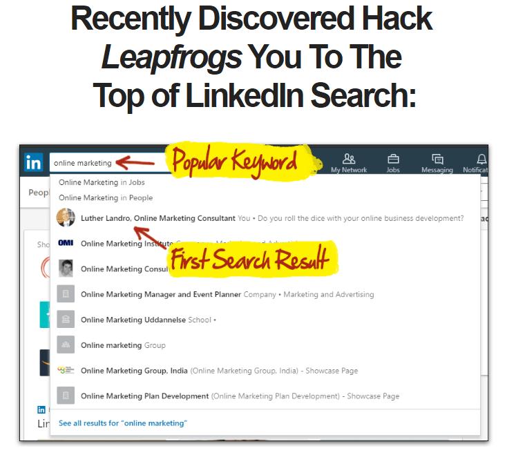 LinkedIn Local Raider Download