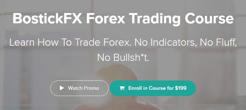 Bostick FX - Forex Trading Course Download
