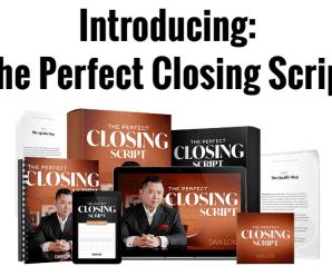 [SUPER HOT SHARE] Dan Lok – Perfect Closing Script Download
