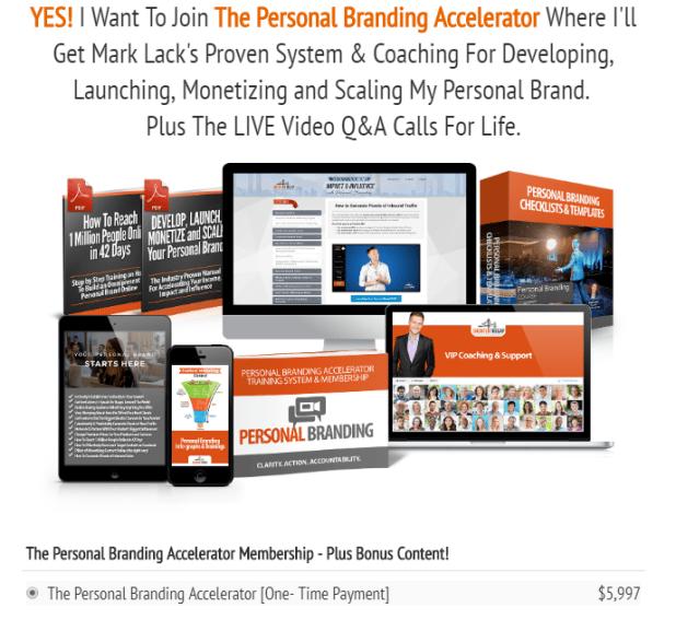 Mark Lack – The Personal Branding Accelerator Download