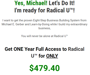 [SUPER HOT SHARE] Michael E.Gerber – Radical U Download
