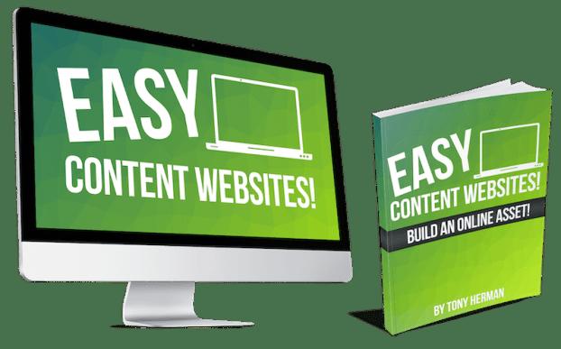 Tony Herman - Easy Content Websites Download