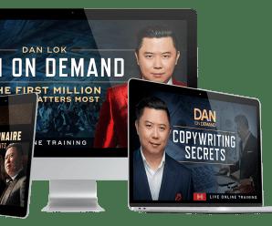 [SUPER HOT SHARE] Dan Lok – Dan On Demand 2019 Download