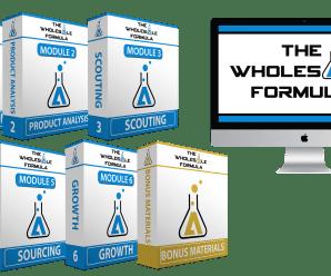[SUPER HOT SHARE] Dan Meadors – The Amazon Wholesale Formula 2019 Download