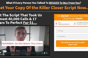 Killer Closer Script Download